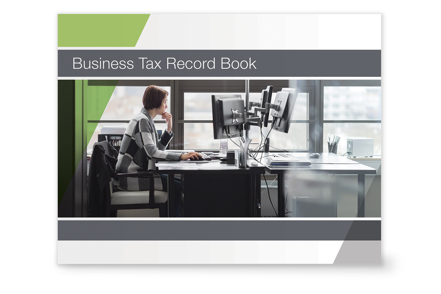 Business Tax Record Book - #612